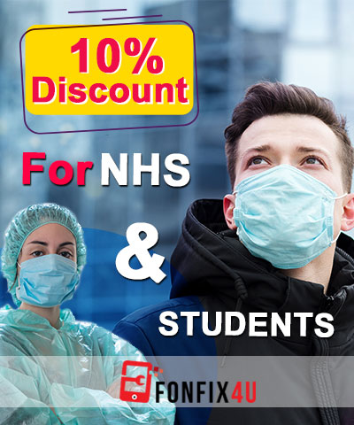 10% OFF for NHS & Oxford Students