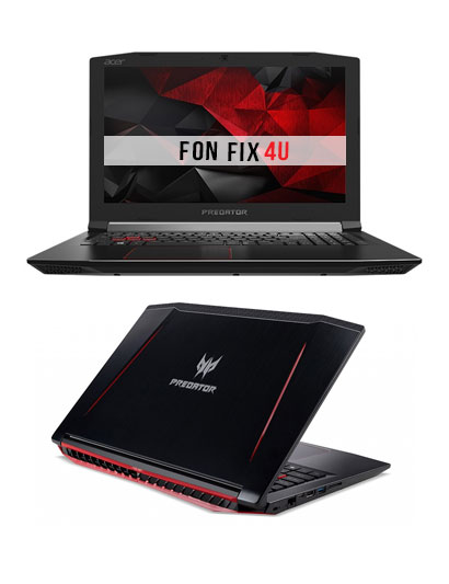 Acer Predator Helios 300 Core I5 7300HQ Gaming Laptop Repairs Near Me In Oxford