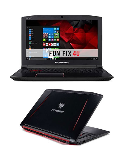 Acer Predator Helios 300 Core I7 7700HQ Gaming Laptop Repairs Near Me In Oxford