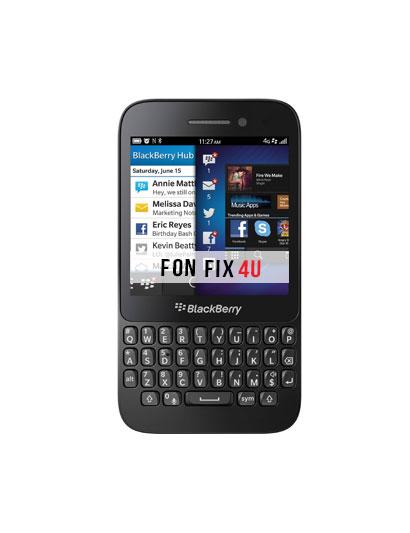 Blackberry Q5 Mobile Phone Repairs Near Me In Oxford