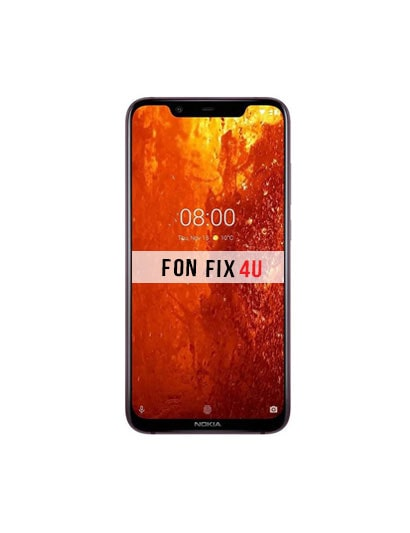 Nokia 8.1 Mobile Phone Repairs Near Me In Oxford