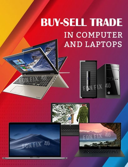 Buy-Sell Trade-in Computer & Laptops Near Me In Oxford
