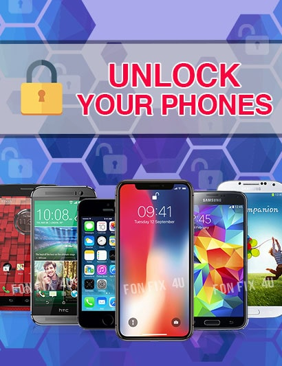 Mobile Phone Unlock Near Me In Oxford