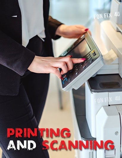 Printing / Scanning Near Me In Oxford